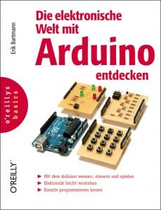 Cover Die elektronische Welt mit Arduino entdecken