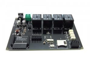 RBoard – Arduino mit 4 Relais, XBee Sockel in MicroSD Slot
