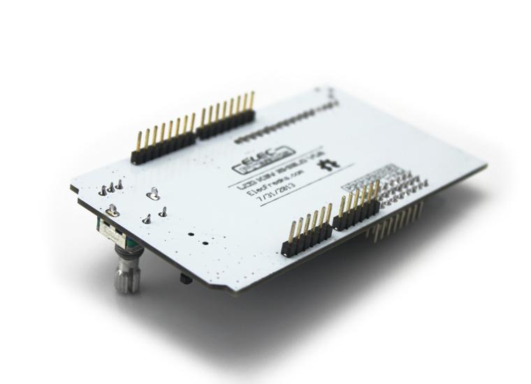 LCD Key Shield